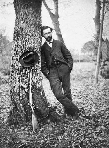 184 66 27 3151 Felix Arnaudin autoportrait vers 1876