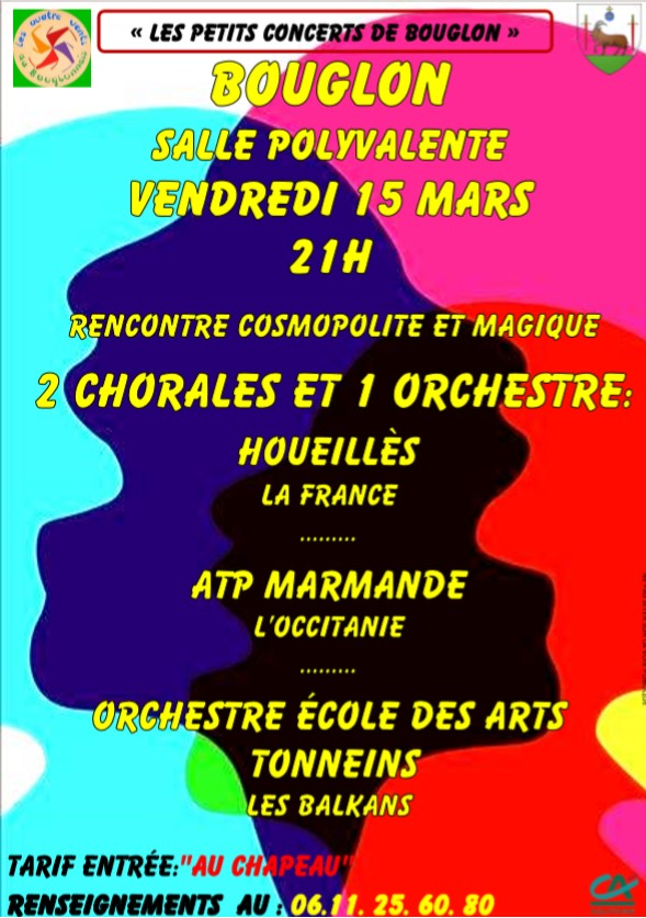 Concert bouglon