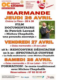 Affiche Marmande Chadeuil 2